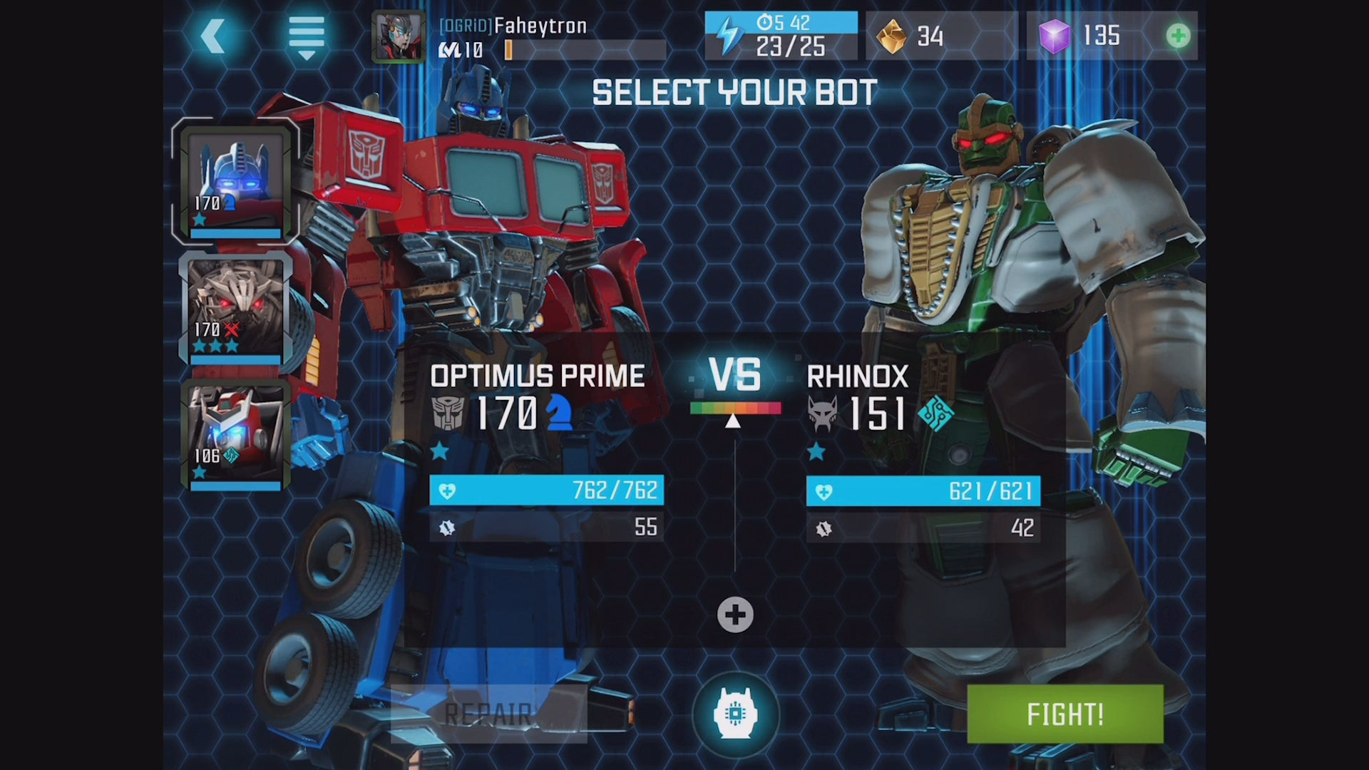 Beating Up Transformers In Forged To Fight Is A Good Time