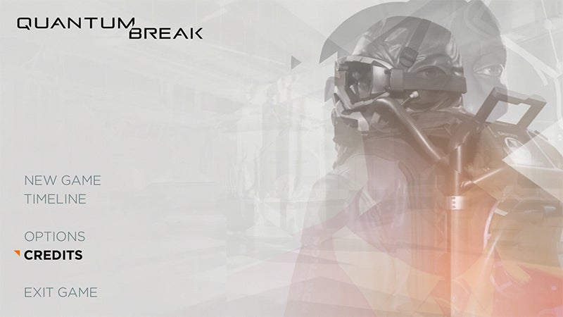 Massive Update Fixes A Lot Of Quantum Break's PC Problems