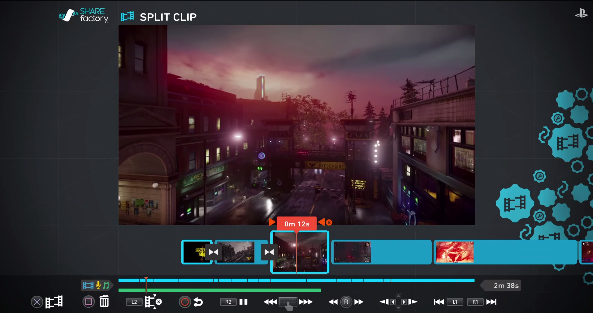 How to Use the PS4's Fancy New Video Editor