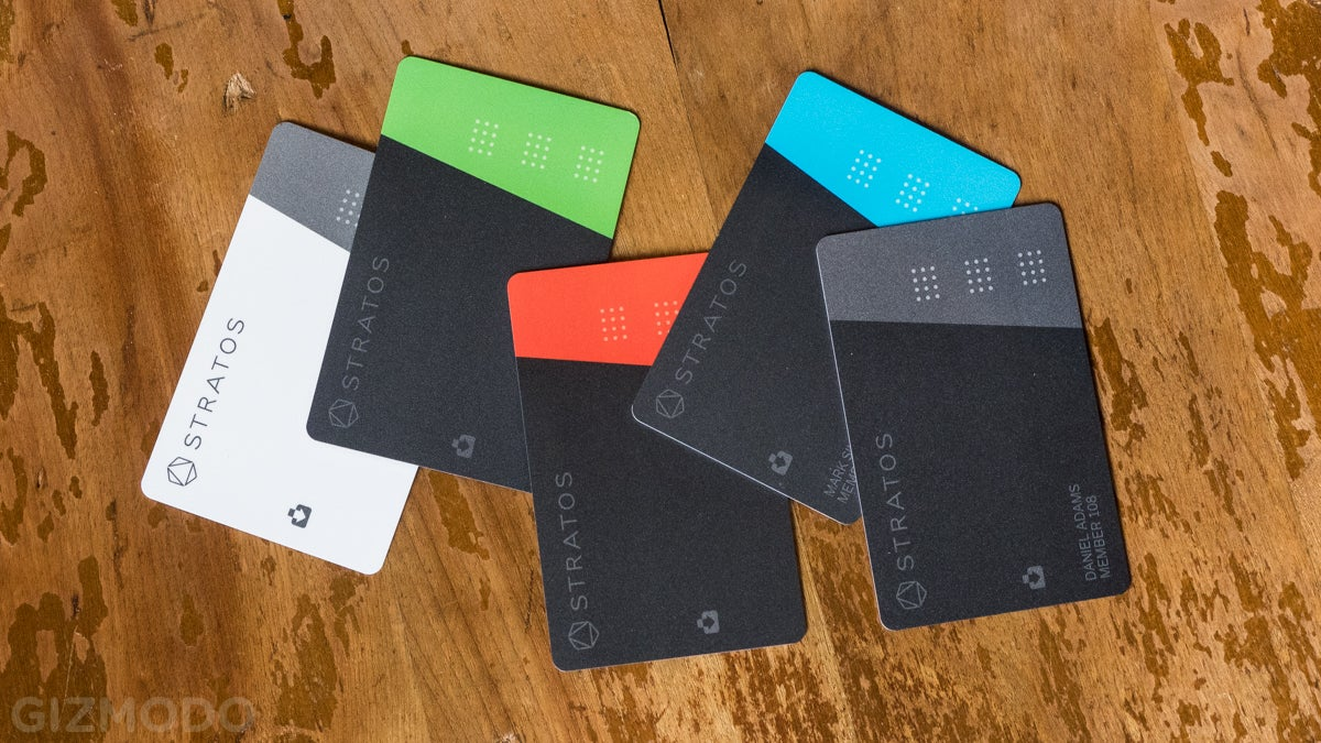 Stratos Card Is Another Smart Payment Card That Wants To Rule Them All
