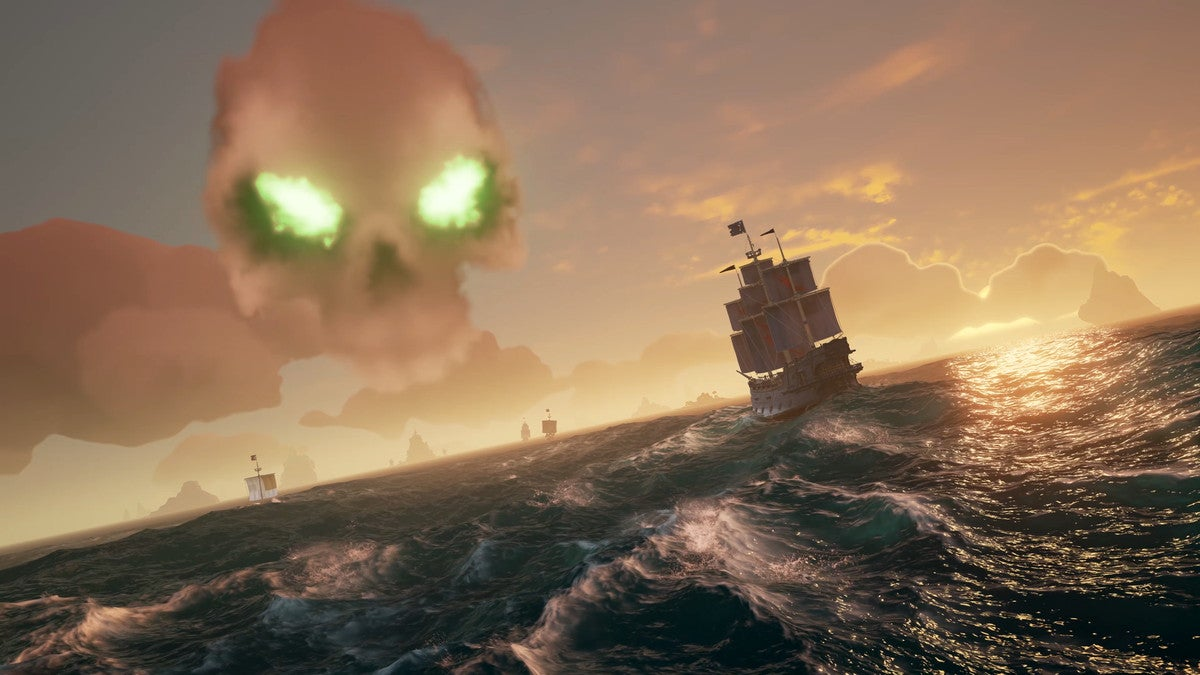 Sea Of Thieves Has Unexpectedly Become One Of Twitch's Biggest Games