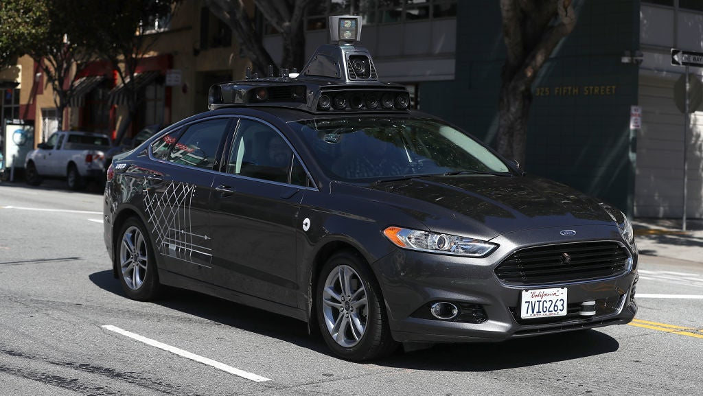 Report: Uber's Self-Driving Car Sensors Ignored Cyclist In Fatal Accident