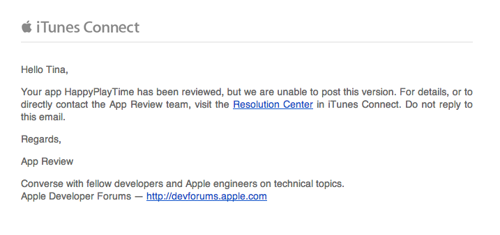 Apple Won't Allow Masturbation Game On App Store