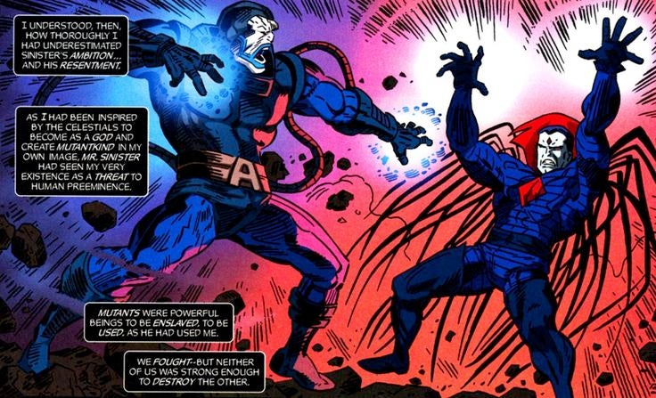 Everything You Need to Know About Apocalypse Before His X-Men Movie Debut