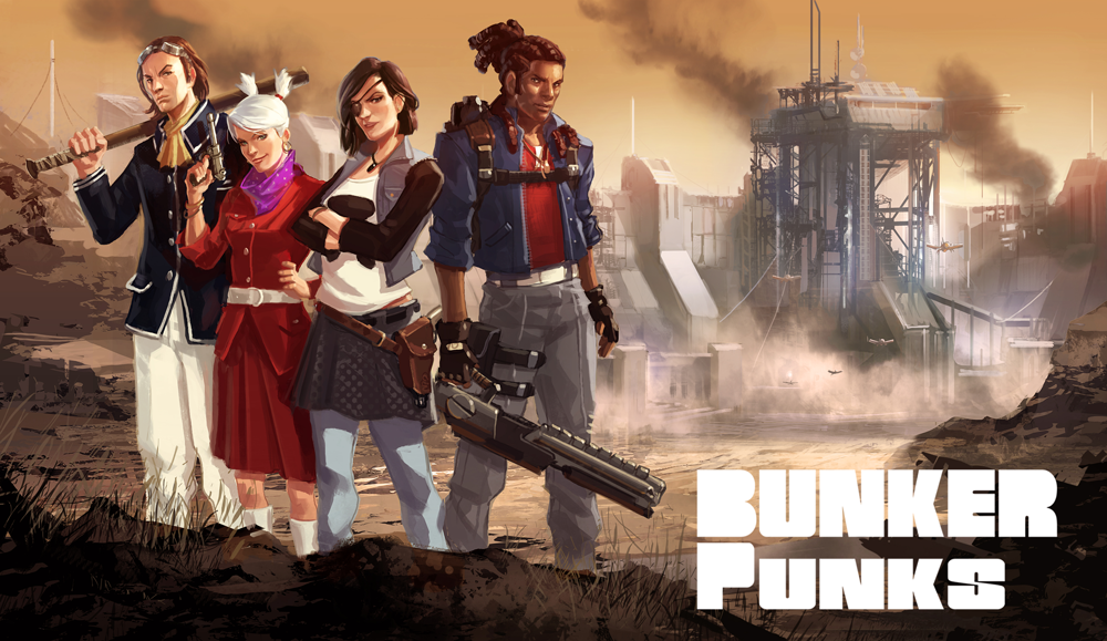 Charming Roguelike FPS Bunker Punks On Preorder