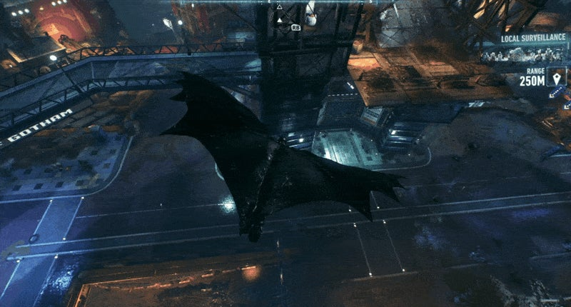 Now THIS Is How You Enter A Batmobile