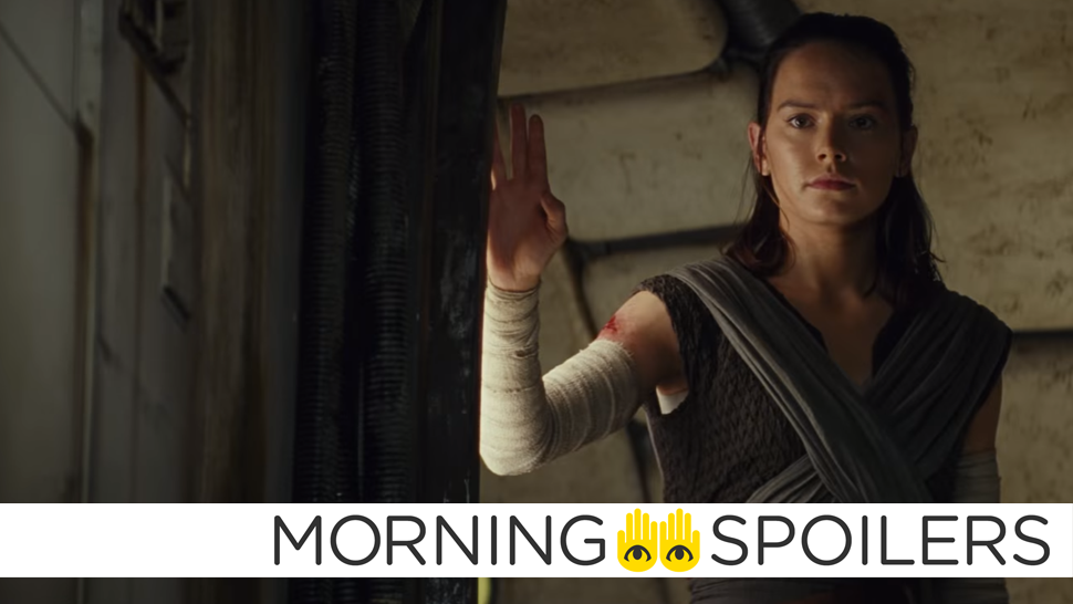 A Truly Weird Rumour About A Special Star Wars: Episode IXCameo