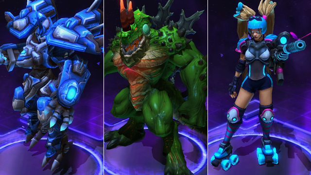The Coolest Heroes of the Storm Alpha Costumes