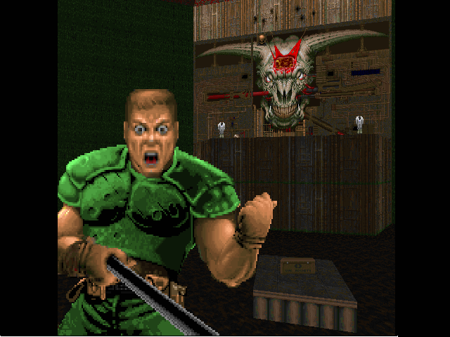 Heroic Doom Mod Adds 37 Instagram Filters And A Selfie Stick