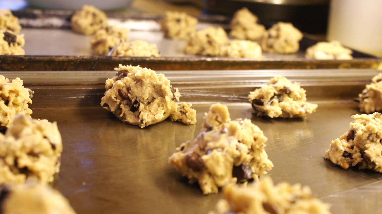 Yep, It's Still Not A Good Idea To Eat Raw Cookie Dough