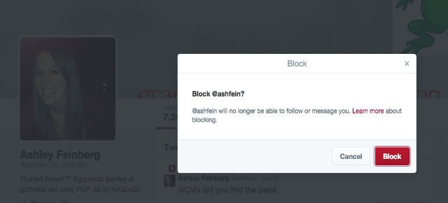 What Makes You Block Someone?