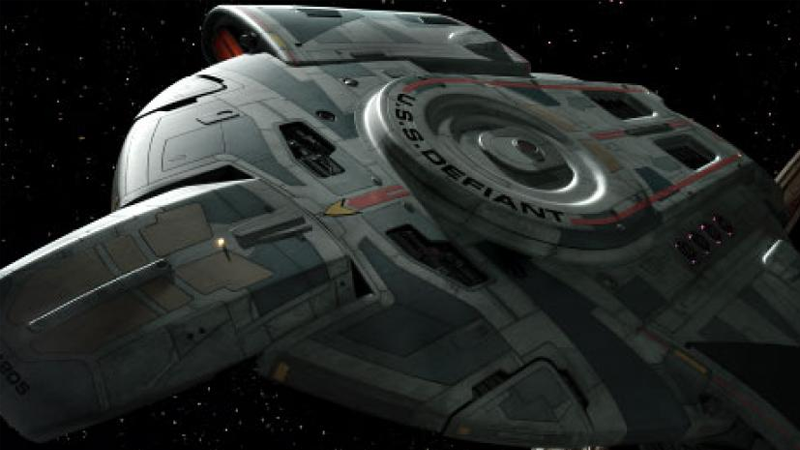 Happy 25th Birthday To Star Trek's Defiant, The Lean, Mean Starship Of Deep Space Nine