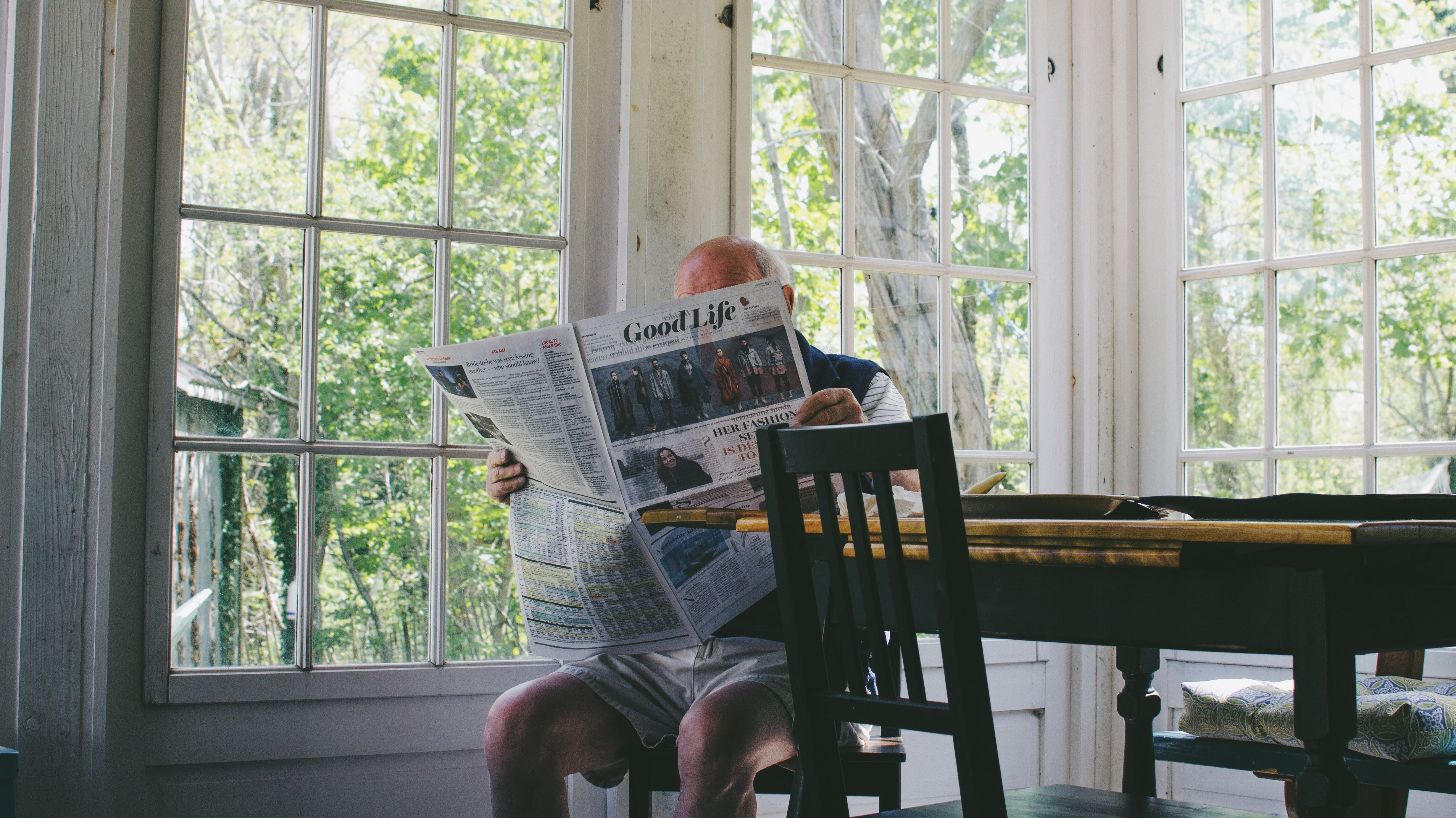 Start Your Mornings By Reading The Obits