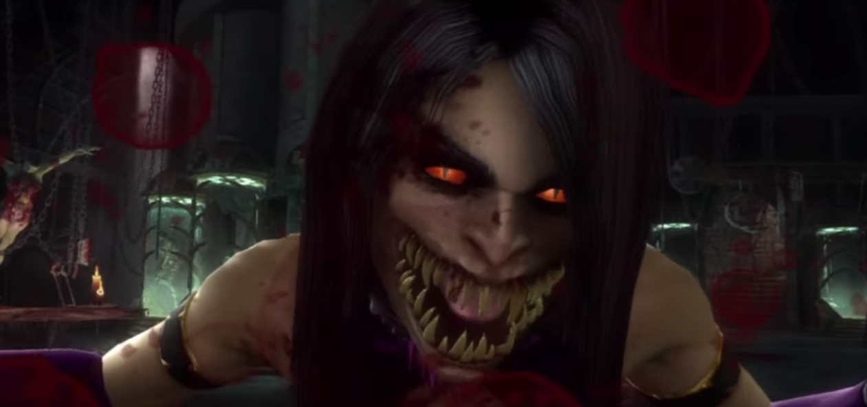 Here Is A Thing That Happens In Mortal Kombat X | Kotaku ...