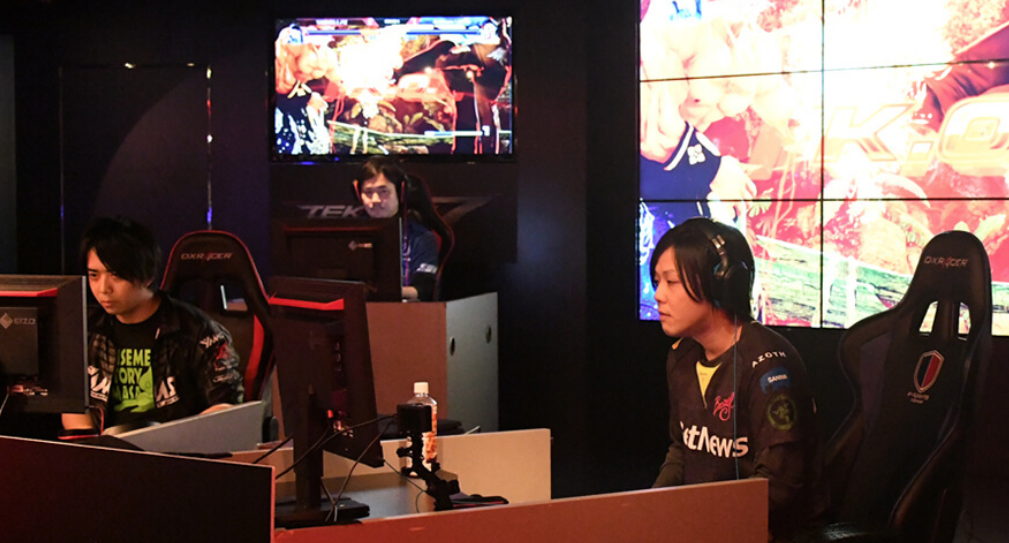 The New Definition Of 'Pro Gamer' In Japan