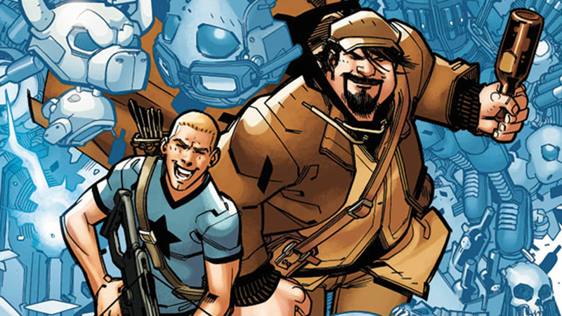 The Director Of Zombieland Will Bring Valiant's Archer & Armstrong To The Big Screen