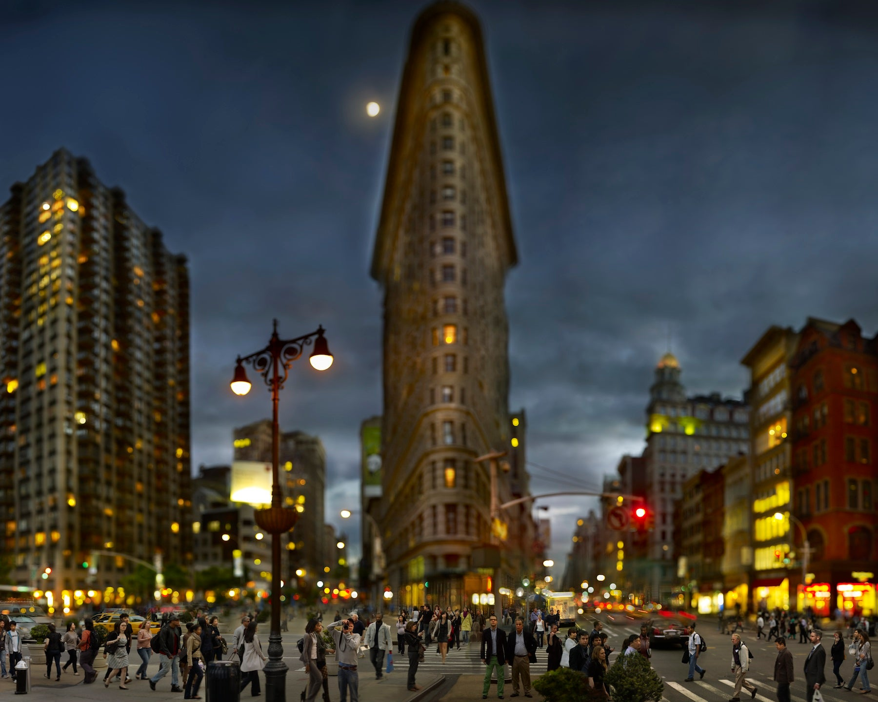 These Mesmerising Cityscapes Are Stitched Together From Dozens of Photos