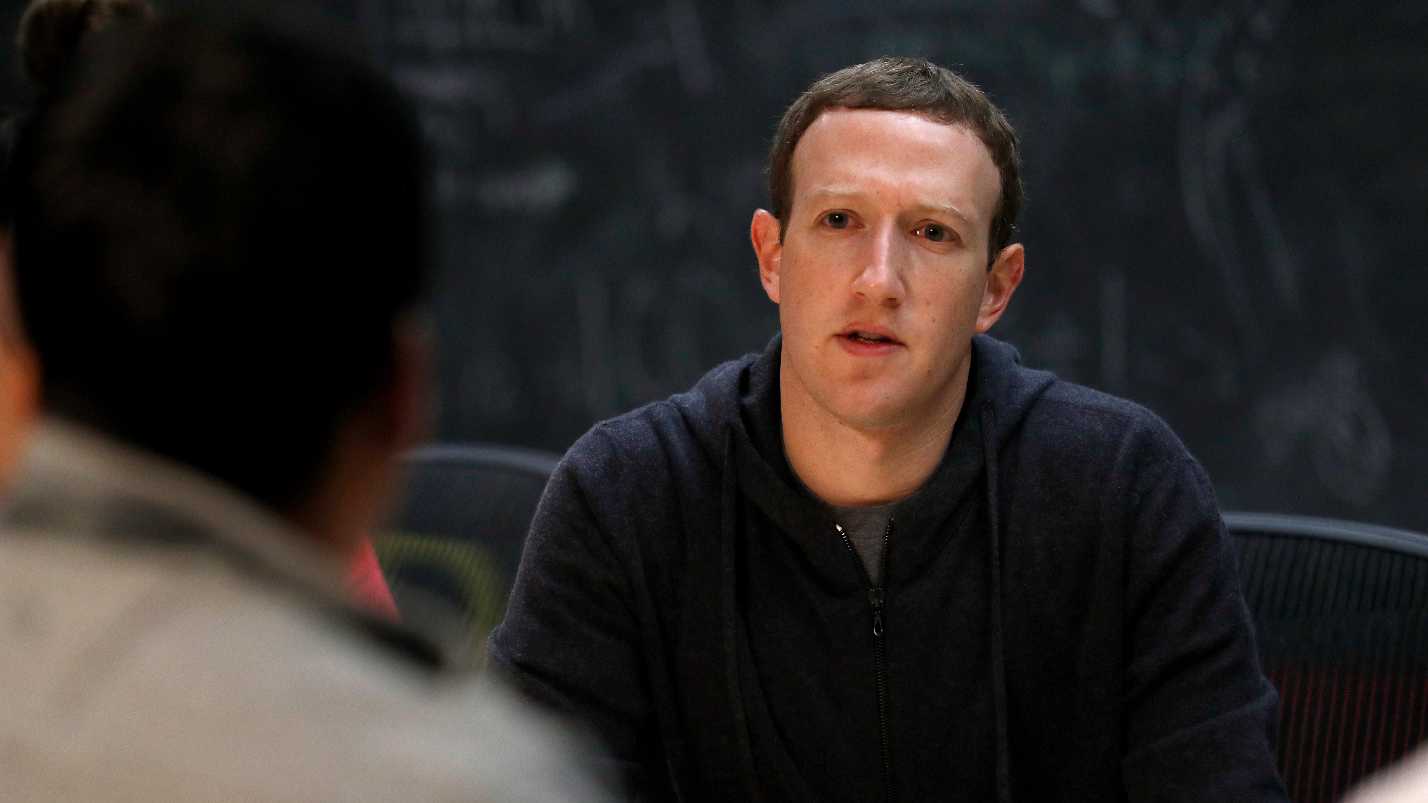 Mark Zuckerberg Fails To Apologise