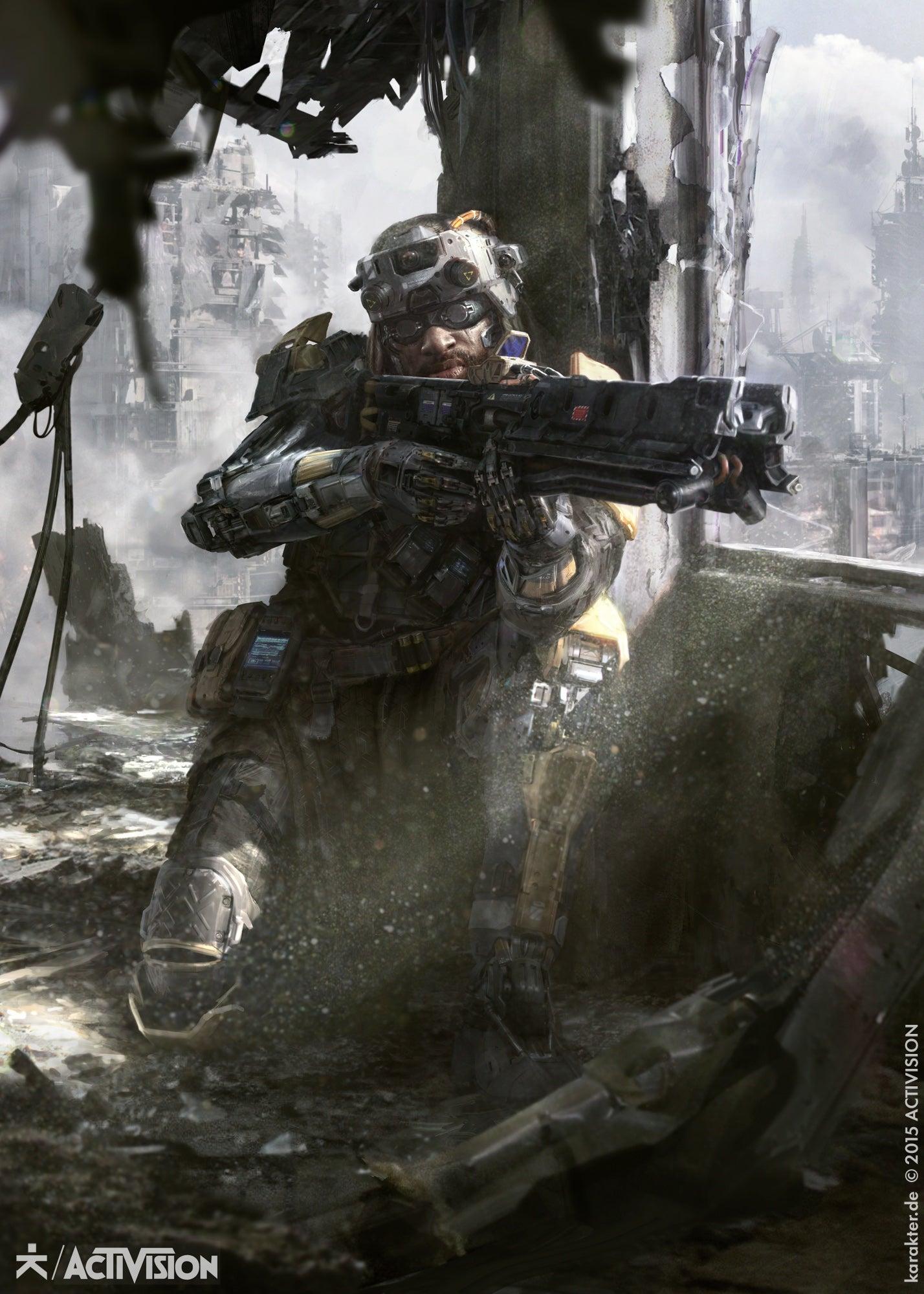 The Men, Women & Killer Robots Of Black Ops III
