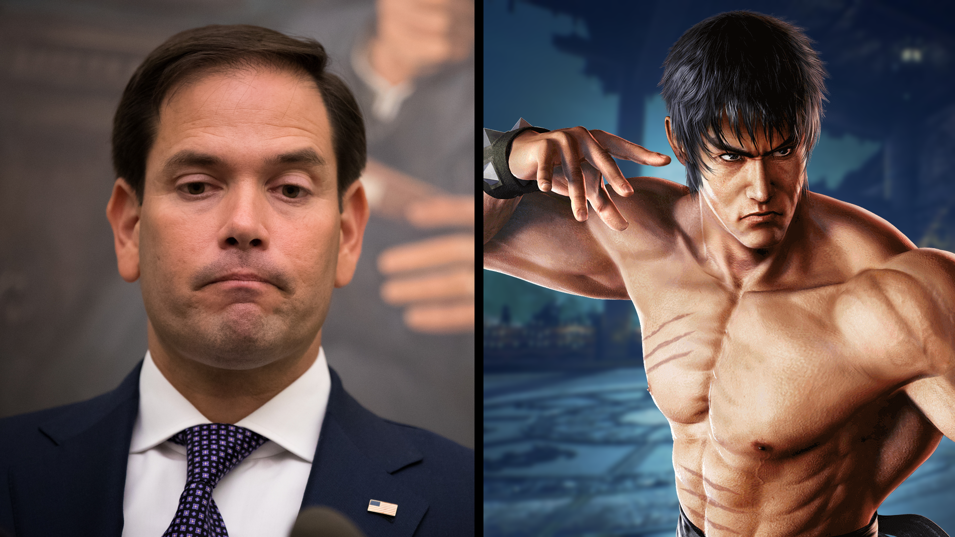 U.S. Senator Says Stop Spreading Rumours About Tekken Character Marshall Law