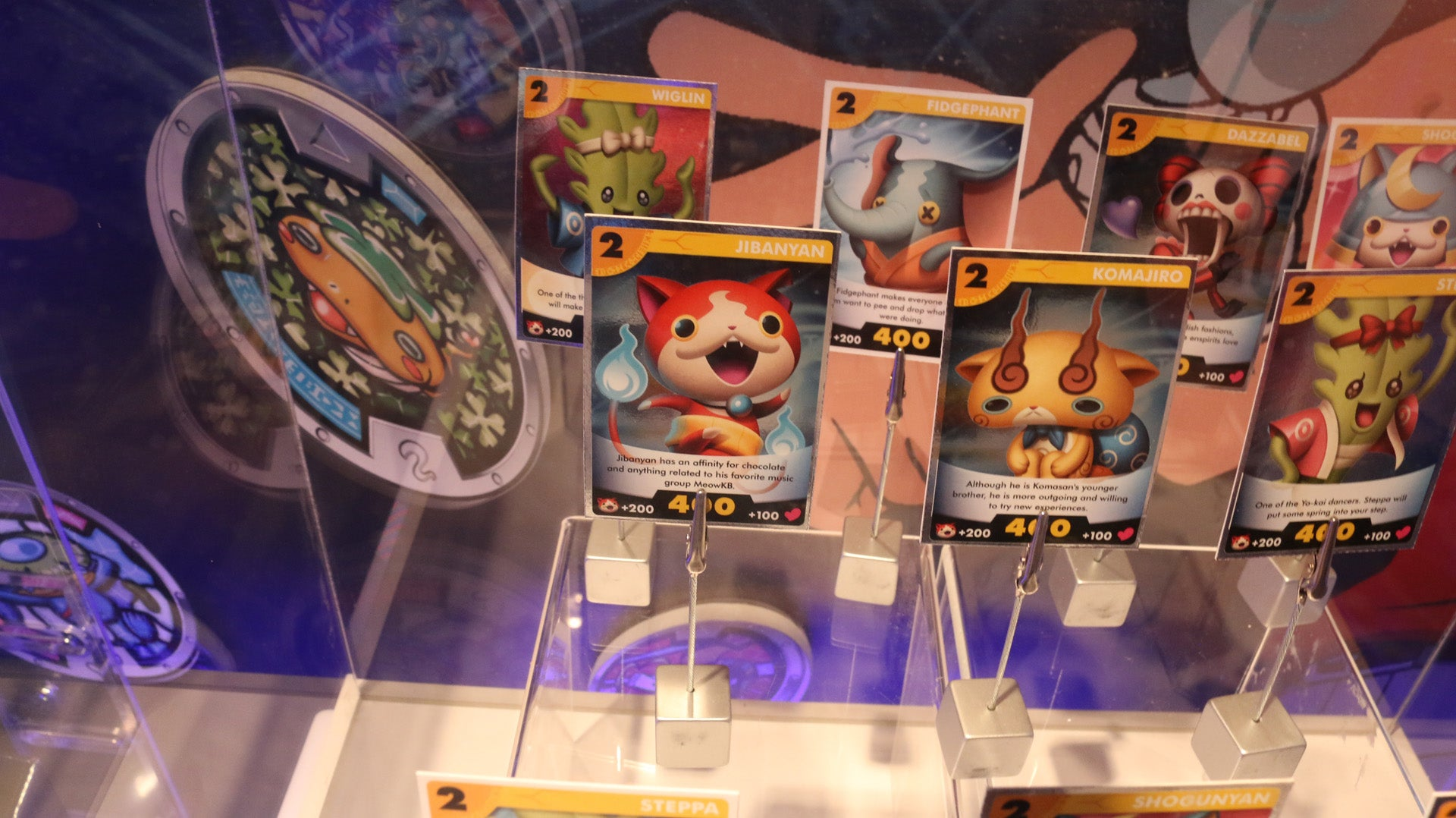 There Are So Many More Yo-Kai Watch Toys Coming You Guys