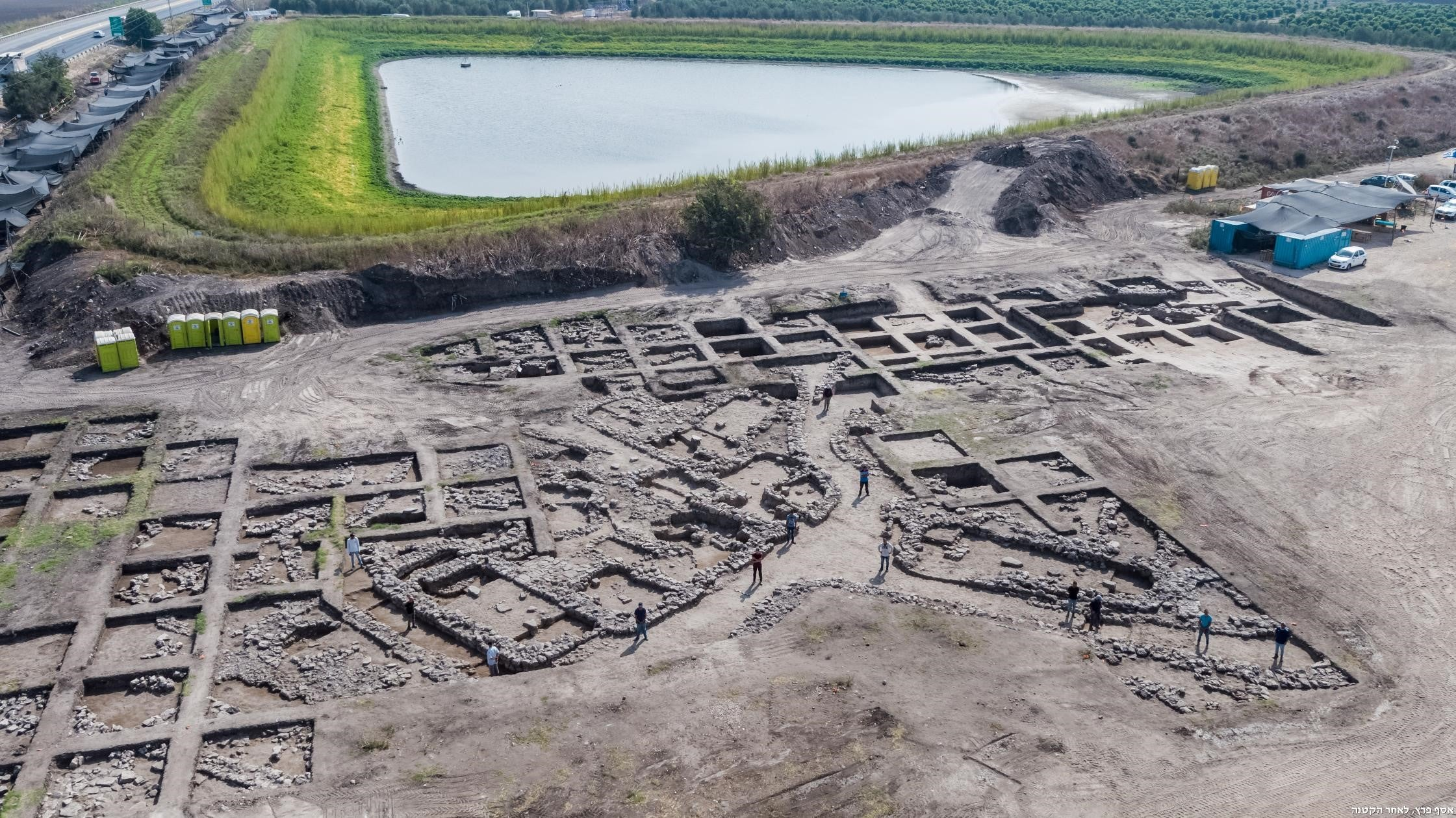 Ruins Of 5,000-Year-Old Megalopolis Uncovered In Israel