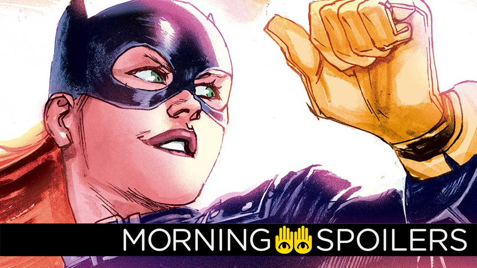 More Updates From What Could've Been In Joss Whedon's Batgirl Movie
