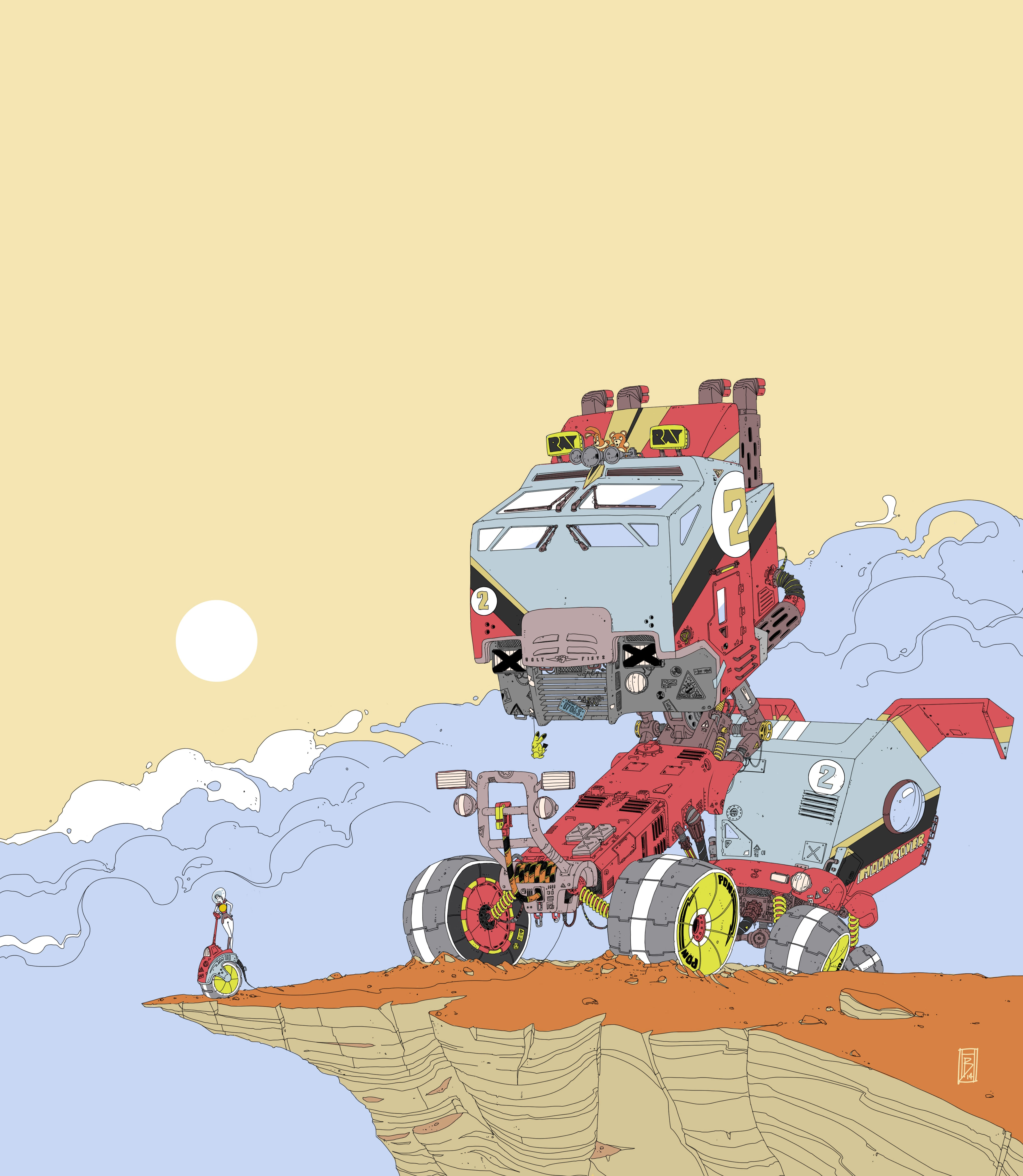 Optimus...Is That You? What Has Moebius Done To You?