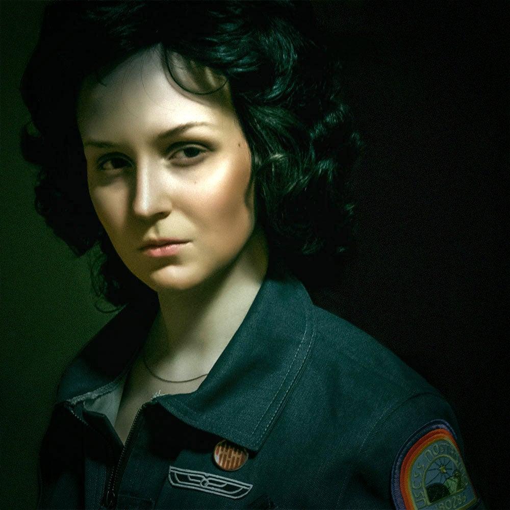 Warrant Officer Ellen Ripley, Reporting For Duty