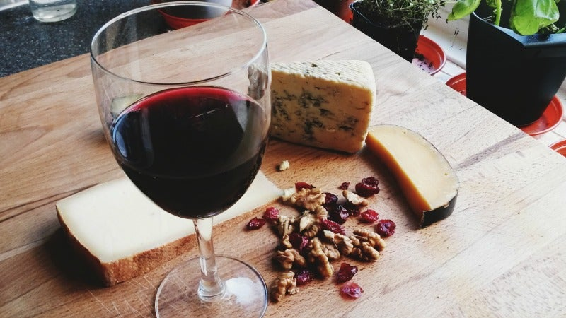 Science Supports Your Wine And Cheese Pairing