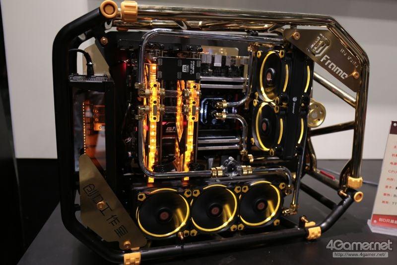 Computer case mod supplies
