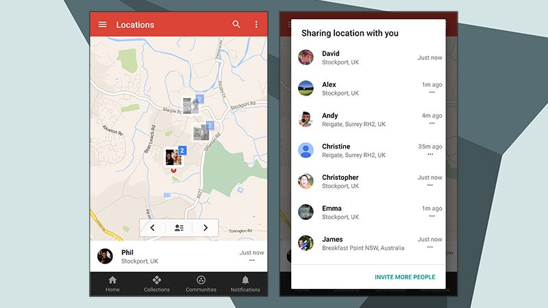 Use These Six Apps to Track Friends and Family on a Map