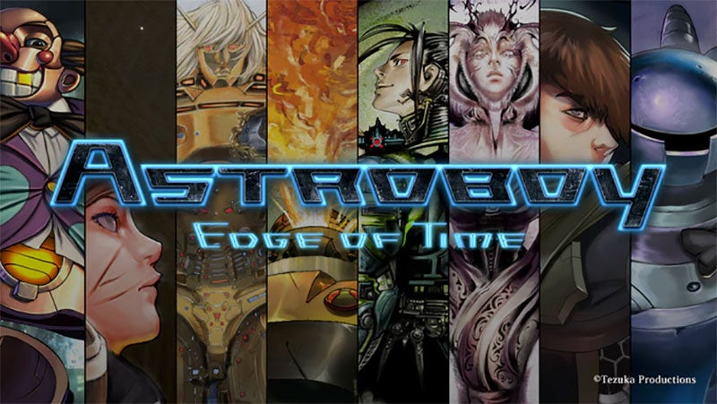 Astro Boy: Edge Of Time Reimagines Anime Classics