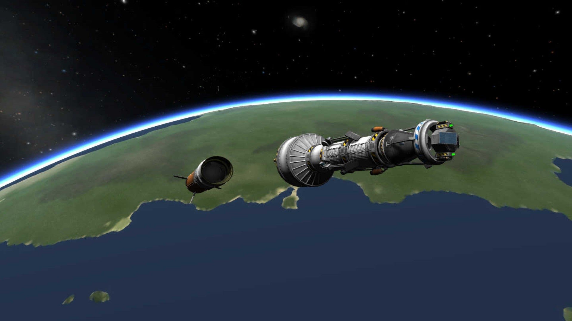 Kerbal Space Program to Introduce NASA-Backed Asteroid-Wrangling DLC