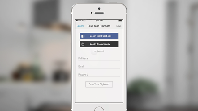 Facebook Introduces Anonymous Login, Try Apps Without Giving Info Away