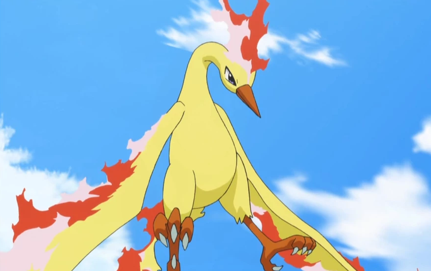 PokemonGO Players Beat A Moltres Raid With Just Two People
