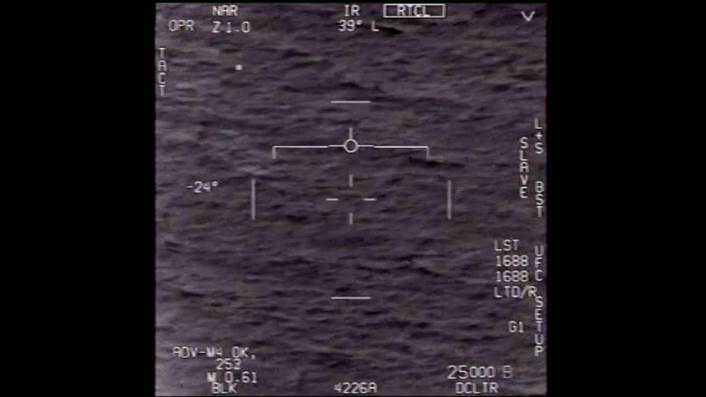 The US Navy Releasing The UFO Videos Doesn't Answer Our Questions