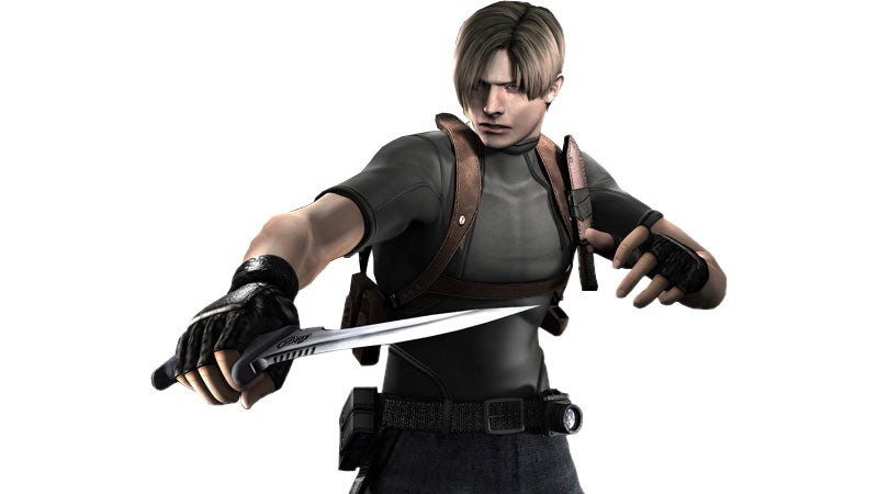 Resident Evil 4 Player Completes Game With 0 Per Cent Accuracy