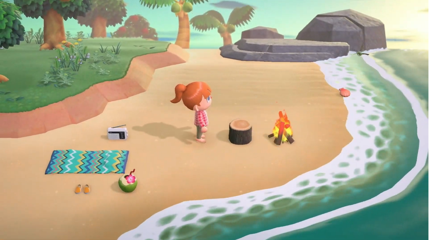 Animal Crossing Switch Delayed To March 2020