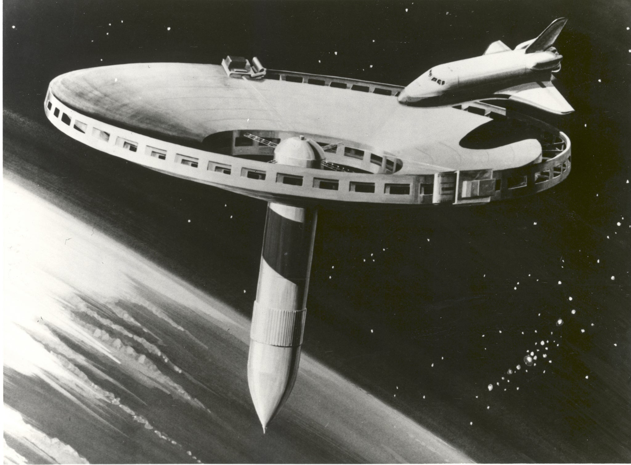 9 Forgotten NASA Concepts For Space Stations That Never Flew