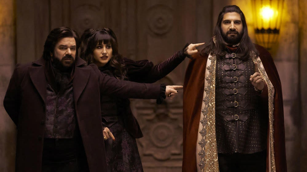What We Do In The Shadows' Creators Dish On That Incredible, Guest Star-Filled Episode