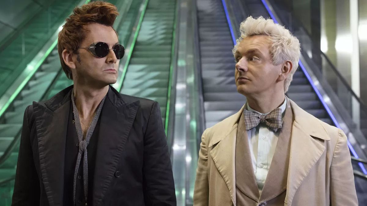 Neil Gaiman Talks The Responsibility He Felt To Get A Good Omens Adaptation Off The Ground