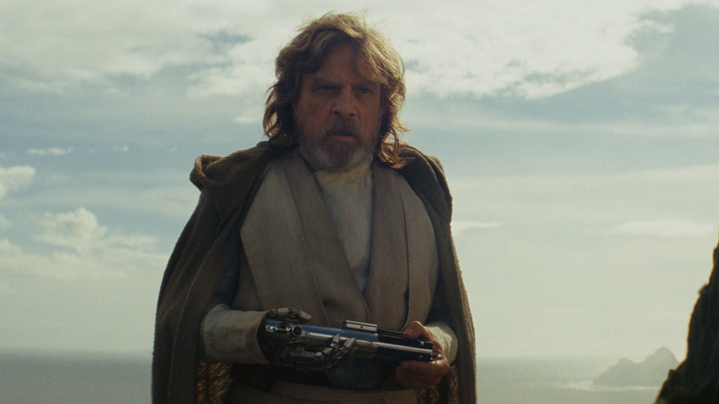 Star Wars: The Last Jedi drops trailer during National Football League  halftime