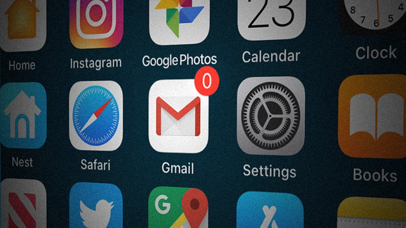 Go Mark All Your Unread Emails As Read