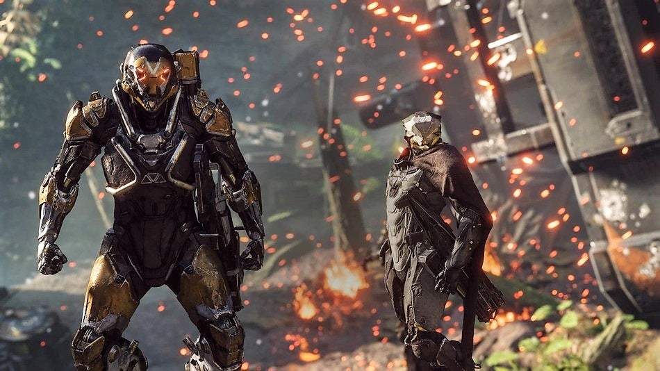 A New Set Of Pre-Cataclysm Challenges Is Live In Anthem