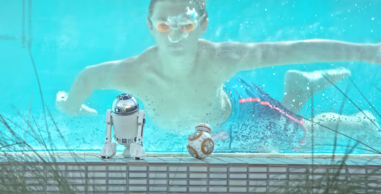 Sphero, The Best Star Wars Toy Maker, Cuts Jobs