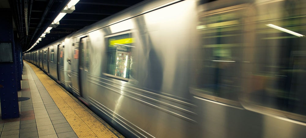 Half the DNA on the NYC Subway Matches No Known Organism