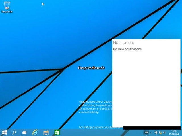 This Could Be a First Glimpse of Windows 9
