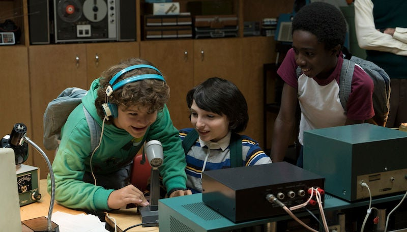 Grammy Voters Forced To Figure Out Which Stranger Things Soundtrack Is Better