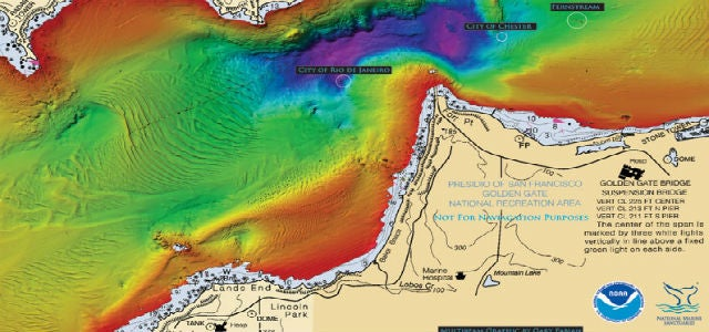 Scientists Used Sonar to Find San Francisco's Notorious Lost Shipwreck